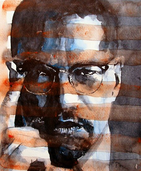 Malcolm X by LoveringArts