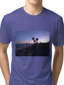 California Sunset Tri-blend T-Shirt