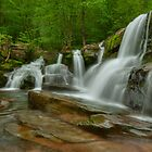 Schalk&#x27;s Falls- Catskills by JHRphotoART