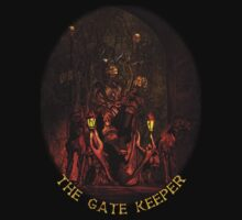 THE GATE KEEPER by Michael Beers