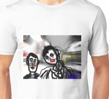 The Vampire and the Punk  Unisex T-Shirt
