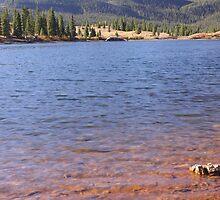 Molas Lake by Eric Glaser
