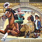 Lewis and Clark by barnsis