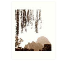 Yangshuo Country -China Art Print