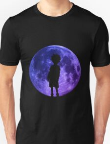 hunter x hunter killua assassin moon anime manga shirt T-Shirt