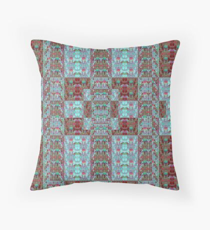 Gog War Throw Pillow