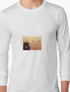 Shopping Long Sleeve T-Shirt