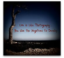 Quotes Photographic Print