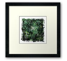 The Atlas Of Dreams - Color Plate 97 Framed Print