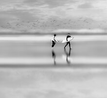 the surfers by Ingz