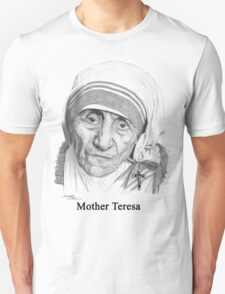 Mother Teresa Unisex T-Shirt