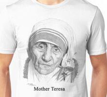 Mother Teresa Unisex T-Shirt