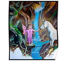 Elf and the Unicorn, Poster