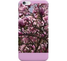 Magnolia Madness iPhone Case/Skin