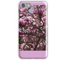 Magnolia Madness iPhone Case/Skin