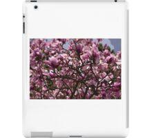 Magnolia Madness iPad Case/Skin