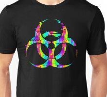 Biohazard Raver Spectrum Unisex T-Shirt