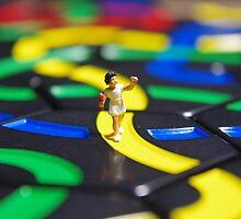 Yellow Brick Road by Mark Wilson