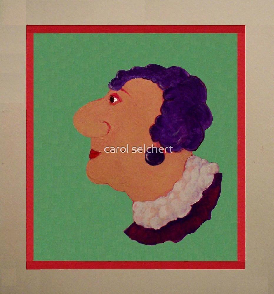 auntie by carol selchert