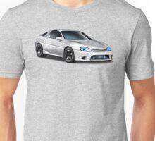 Mazda MX-3 (Plain, no text)  Unisex T-Shirt