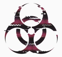 Biohazard Raver Pink by hamsters