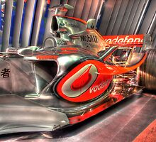 One Careful Owner ! - Lewis Hamilton - HDR by Colin J Williams Photography