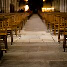 cathedral chairs by monkeycrumpet
