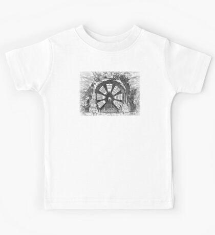 The Stargate of Eternal Wisdom Kids Tee