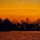 sunrise in paradise by Bruce  Dickson