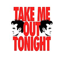Take Me Out Tonight Photographic Print