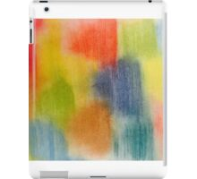 colours. iPad Case/Skin
