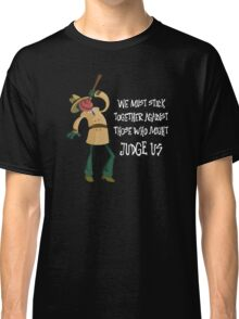 PsychoNauts: G-Man Sewer Worker Classic T-Shirt