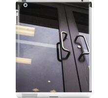 Creepy Door iPad Case/Skin