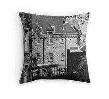 Governor's House Throw Pillow