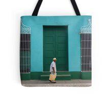 Trinidad Streetscape, CUBA Tote Bag