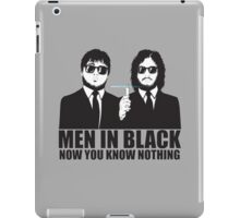 Game of Thrones - Now you know nothing iPad Case/Skin