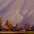 Benchmark Farm by Rob Colvin