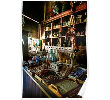 Inside the General Store at Sovereign Hill Poster