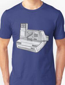 Polaroid Instant Black and White T-Shirt