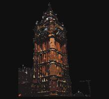 Beautiful tower by cheeckymonkey