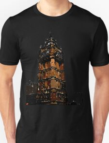 Beautiful tower Unisex T-Shirt