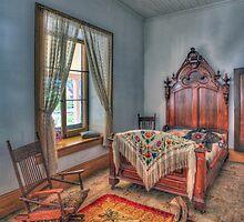 Victorian Bedroom by Brendon Perkins