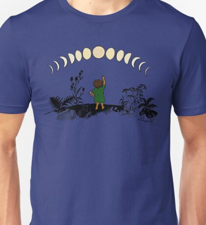 Moon Baby  Unisex T-Shirt