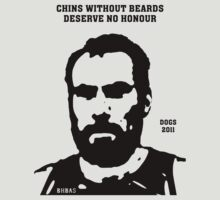 Chins without Beards - 2011 by firstdog