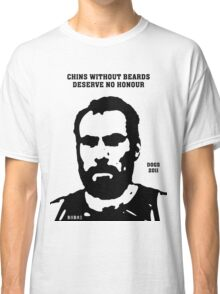 Chins without Beards - 2011 Classic T-Shirt