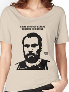 Chins without Beards - 2011 Women's Relaxed Fit T-Shirt