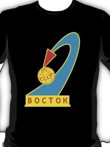 Vostok 1 Space Mission Patch T-Shirt