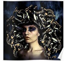 Medusa Once Was Beautiful... Poster