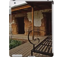 Rock Valley Homestead (4) - Tidbinbilla Nature Reserve iPad Case/Skin