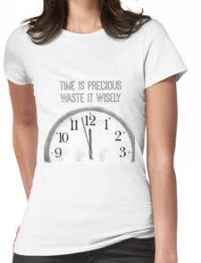 Precious Time Womens Fitted T-Shirt